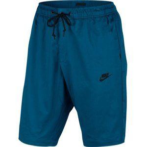 Nike M NSW SHORT WVN V442 Rövidnadrág - Modrá
