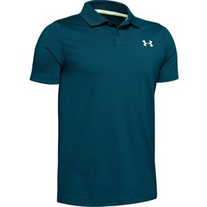 Under Armour Performance Polo 2.0 Póló ingek - Zöld - YMD
