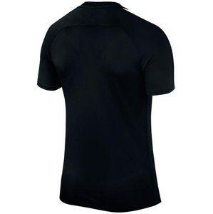 Nike Y NK DRY SQD 17 TOP SS Rövid ujjú póló - Fekete - XS (122-128 cm)