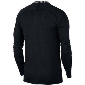 Nike M NK DRY ACDMY TOP LS GX Hosszú ujjú póló - Černá