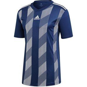 adidas striped 19 kids Póló - Kék - S