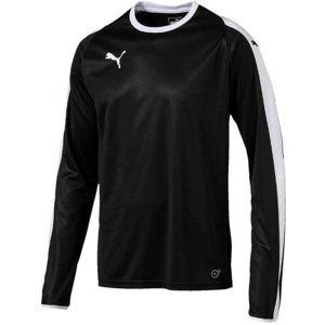 Puma Liga LS Jersey Póló - Fekete - L