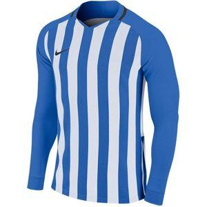Nike Y NK STRP DVSN III JSY LS Hosszú ujjú póló - Kék - L