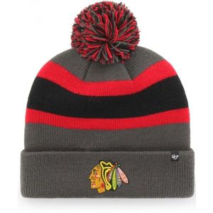 47 NHL Chicago Blackhawks Breakaway CUFF KNIT - Téli sapka