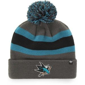 47 NHL San Jose Sharks Breakaway CUFF KNIT - Téli sapka