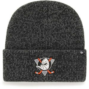 47 NHL Anaheim Ducks Brain Freeze CUFF KNIT - Téli sapka