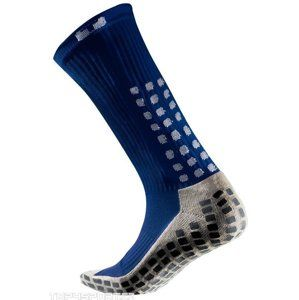 Trusox CRW300 Mid-Calf Thin Royal Blue Zoknik - Modrá