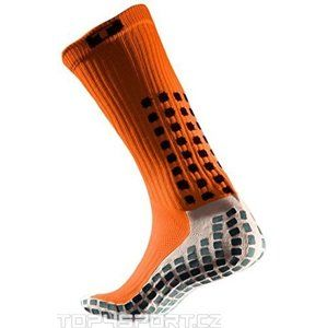 Trusox CRW300 Mid-Calf Thin Orange Zoknik - narancs