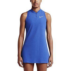 Nike PREMIER ADVANTAGE S Szoknya - Modrá