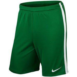 Nike LEAGUE KNIT SHORT NB Rövidnadrág - Zöld - S