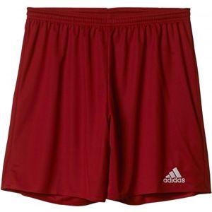 adidas PARMA 16 SHORT piros 2xl - Futball rövidnadrág