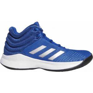 adidas PRO SPARK 2018 K kék 3.5 - Gyerek kosárlabda cipő
