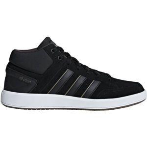 adidas CF ALL COURT MID fekete 10 - Férfi szabadidőcipő