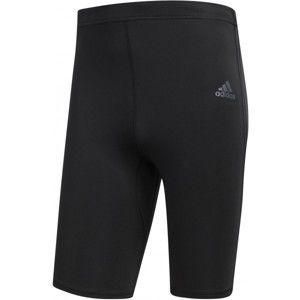 adidas RS SH TIGHT M fekete XXL - Férfi elasztikus rövidnadrág
