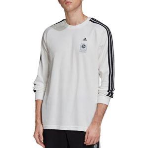 adidas DFB ICON TEE LS Hosszú ujjú póló - Fehér - XXL