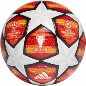 adidas FINALE M TTRN narancssárga 5 - Futball labda