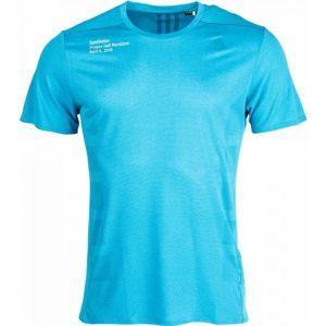 adidas SUPERNOVA TEE kék XL - Férfi sport póló