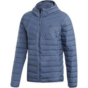 adidas VARILITE 3S H J kék XS - Férfi kabát