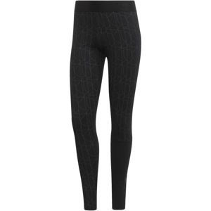 adidas MOTION TIGHT fekete XL - Női leggings