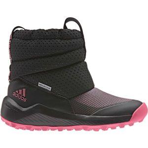 adidas RAPIDASNOW C fekete 30 - Gyerek téli csizma