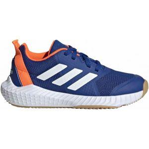 adidas FORTAGYM K kék 6.5 - Gyerek teremcipő