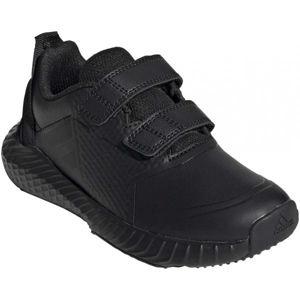 adidas FORTAGYM CF K fekete 4 - Gyerek teremcipő