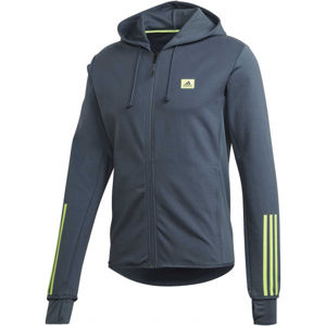 adidas DESIGNED TO MOVE HOODED TRACKTOP  XL - Férfi pulóver