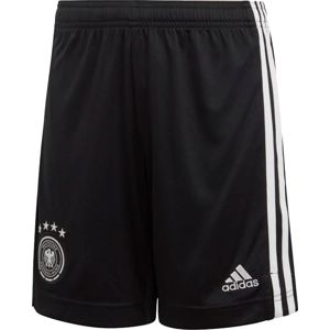 adidas GERMANY HOME SHORT YOUTH 2020/21 Rövidnadrág - Fekete - 164