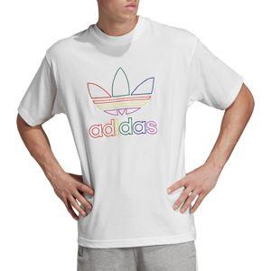 adidas Originals adi originas pride t-shirt Rövid ujjú póló - Fehér - 2XL