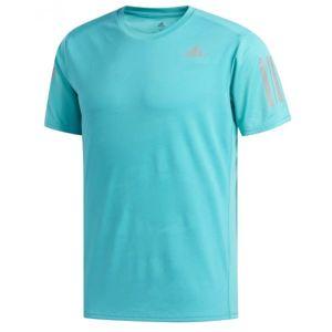 adidas RESPONSE TEE M kék XXL - Férfi póló