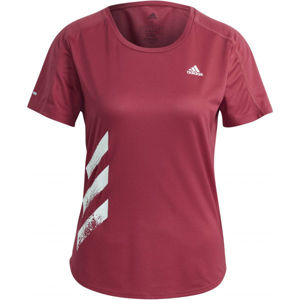 adidas RUN IT TEE 3S W  XL - Női sportpóló