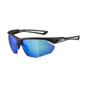 Alpina Sports NYLOS HR fekete NS - Unisex napszemüveg
