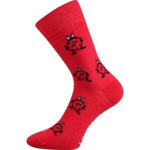 Boma PATTE 026 piros 35/38 - Női zokni
