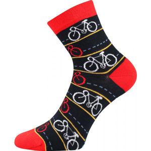 Boma PATTE 038 fekete 43 - 46 - Hosszú szárú zokni