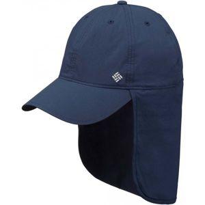 Columbia SCHOONER BANK CACHALOT kék UNI - Uniszex baseball sapka nyakvédővel