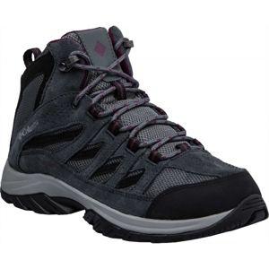 Columbia CRESTWOOD MID szürke 8.5 - Női multisport cipő