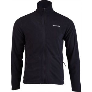 Columbia FAST TREK LIGHT FULL ZIP FLEECE fekete S - Férfi outdoor pulóver