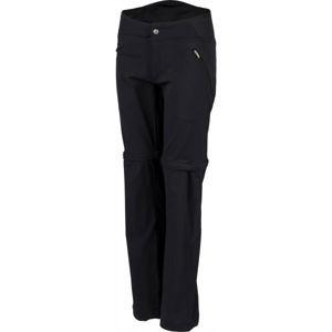 Columbia PASSO ALTO CONVERTIBLE PANT fekete 14 - Lecsatolható nadrág