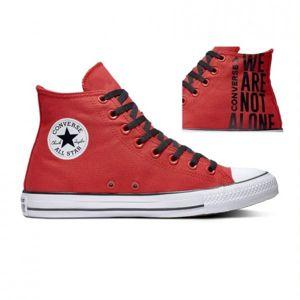 Converse CHUCK TAYLOR ALL STAR piros 41.5 - Uniszex magasszárú tornacipő
