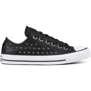Converse CHUCK TAYLOR ALL STAR fekete 39.5 - Női szabadidőcipő