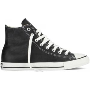 Converse CHUCK TAYLOR ALL STAR Leather fekete 41 - Magasszárú unisex tornacipő