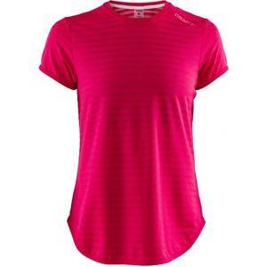 Craft BREAKAWAY W rózsaszín XS - Női funkcionális póló