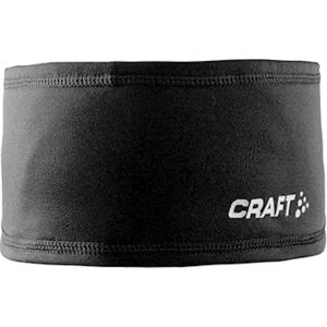 Craft CRAFT Thermal Headband Fejpánt - Fekete - S-M