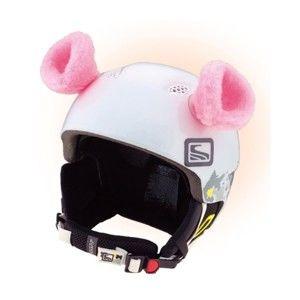 Crazy Ears RÓZSASZÍN rózsaszín NS - Sisakra ragasztható fül