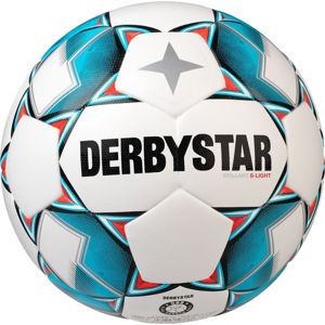 Derbystar Brilliant SLight DB v20 290g training ball Labda - Fehér - 3