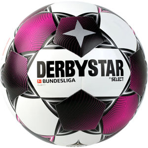 Derbystar Bundesliga Club TT Trainingsball Labda - Fehér - 5