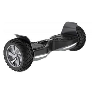 ELJET OFFROAD ROVER E1 fekete NS - Offroad hoverboard