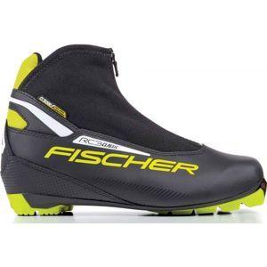 Fischer RC3 CLASSIC - Sífutó cipő klasszikus stílushoz