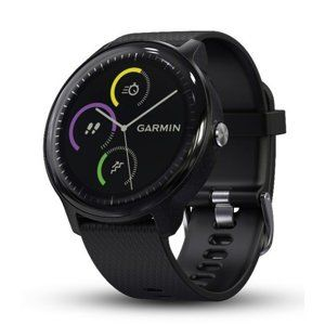 Garmin GARMIN vivoactive3 Music Optic Karórák - fekete