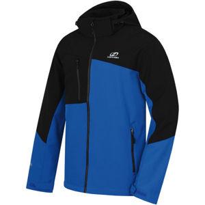 Hannah ARCHIE kék XL - Férfi softshell kabát